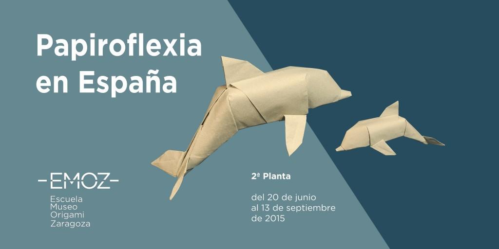 CartelHorizontal Papiroflexia en España
