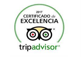 Certificado Excelencia Trip 2017